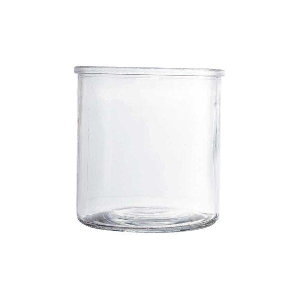 glas cylinder wide stor