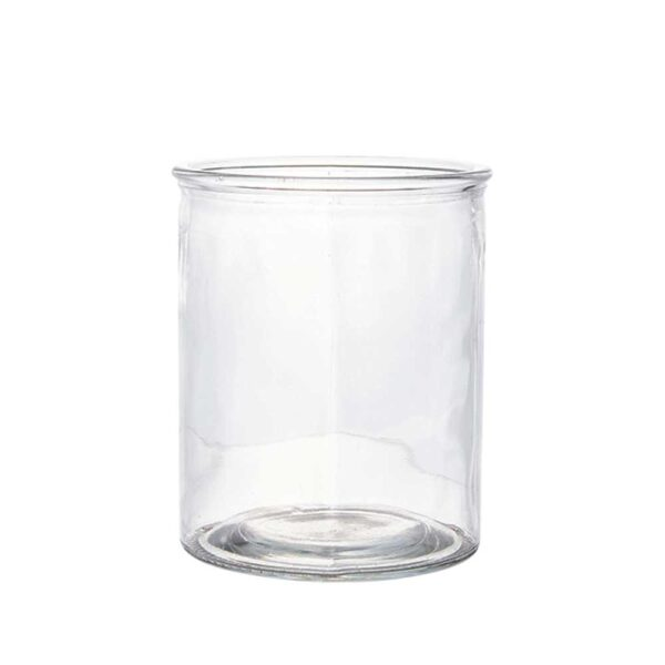 glas cylinder tall mellem