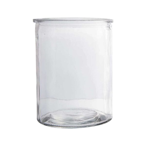glas cylinder tall stor